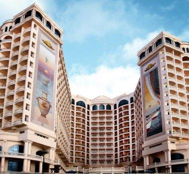 فندق تيوليب الاسكندرية