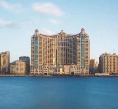 فندق فورسيزون سان ستيفانو الاسكندرية