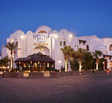 فندق ارابيلا ازور الغردقة.