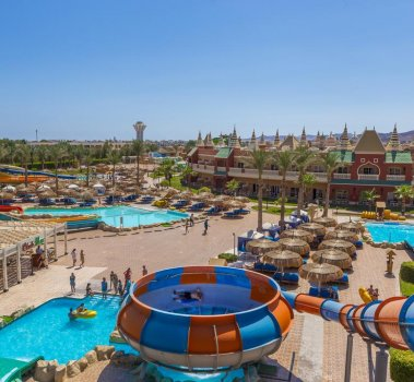 فندق اكوا بلو شرم الشيخ
